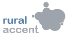 Rural Accent Logo